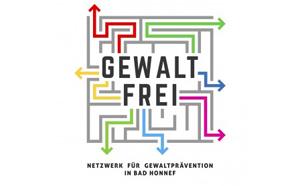 Logo Gewaltfrei Netzwerk für Gewaltprävention in Bad Honnef