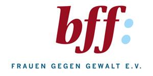 Logo bff - Frauen gegen Gewalt