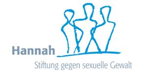 Logo Hannah Stiftung gegen sexuelle Gewalt